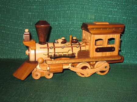 Roundhouse Designs Collectable Wooden Train Sets And Toys